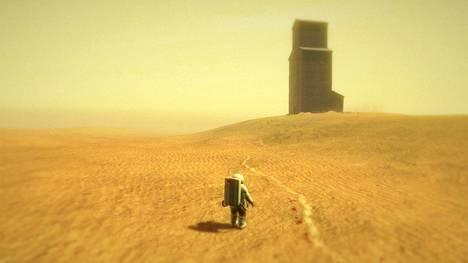 Lifeless Planet pistää pelaajan astronautin saappaisiin vieraalla planeetalla, josta paljastuu melkoinen yllätys.