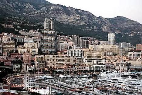 Monte Carlo veroparartiisi Monacossa on maailman kallein kaupunki, kun verrataan hotellihintoja. Yö maksaa keskimäärin 177 euroa.