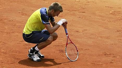 Jarkko Niemisellä oli saumat voittaa Andy Murray.