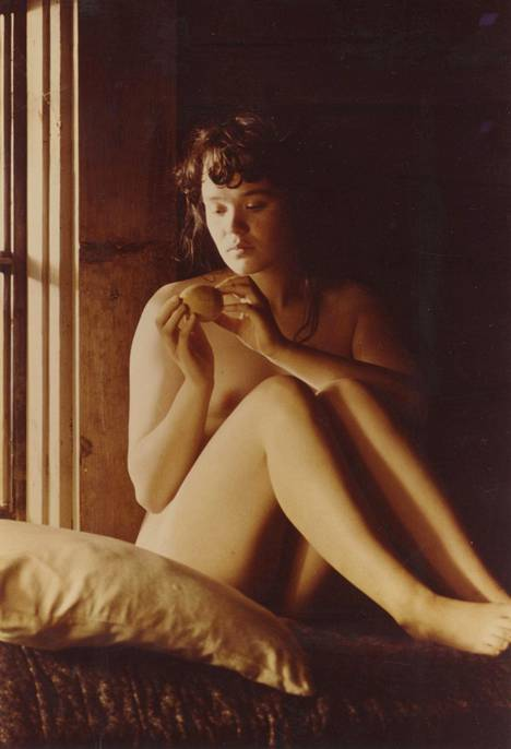 Milkan roolin sai lopulta nuori Irma Huntus.
