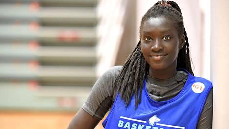 Awak Kuier on WNBA:n tuore kakkosvaraus.