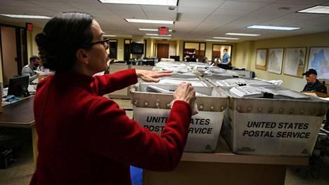 Pennsylvaniassa annetuista postiäänistä on noussut iso poru republikaanien leirissä.