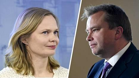 Keskustan ministereistä myös tiede- ja kulttuuriministeri Hanna Kosonen ja puolustusministeri Antti Kaikkonen ovat saaneet viestintäkoulutusta.