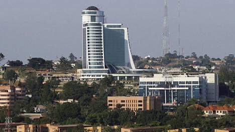 41-vuotias liikemies löydettiin kuolleena Pearl of Africa -hotellin huoneesta Ugandasta. Poliisi tutkii kuolemaan johtaneita tapahtumia murhana.