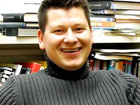 Alex Nieminen on mainostoimisto Laundry Helsingin toimitusjohtaja.