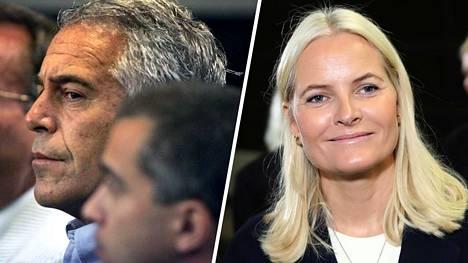 Norjan kruununprinsessa Mette-Marit on tavannut Epsteinia tämän saaman tuomion jälkeen.