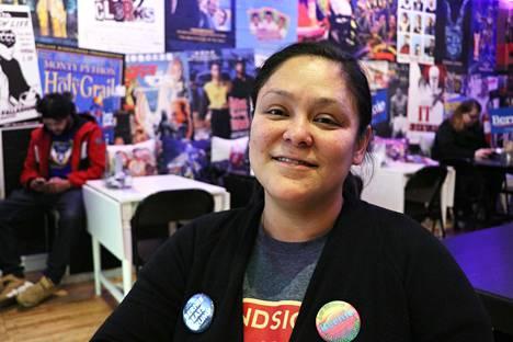 Priscilla Ortiz, kirjanpitäjä, 41