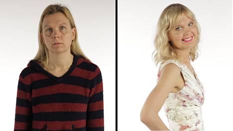 Linnea osallistui Vuosia nuoremmaksi -tv-ohjelmaan, ja tulos oli uskomaton.