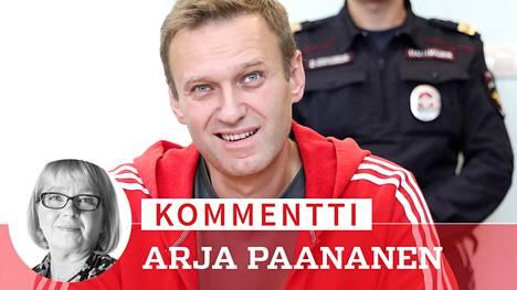 Venäjän merkittävimpänä pidetty oppositiojohtaja Aleksei Navalnyi on istunut vankilassa muun muassa luvattomien mielenosoitusten järjestämisestä ja väitetyistä talousrikoksista.