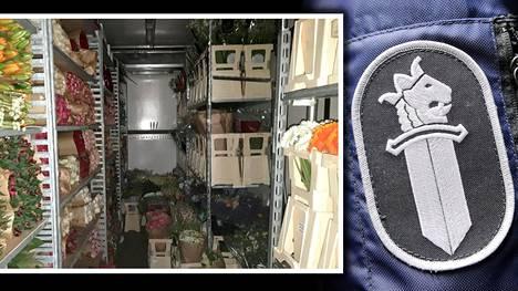 Poliisin mukaan Suomeen salakuljetetut huumausaineet piilotettiin kukka- ja huonekasvilasteihin, joiden maahantuontia ja myyntiä varten epäillyt olivat perustaneet yrityksen.
