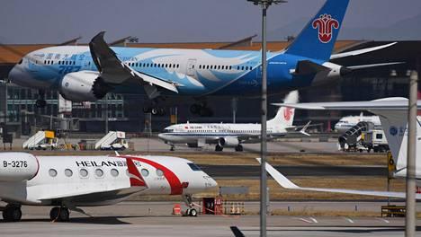 Kiinalaisyhtiö vaatii Boeingilta korvauksia Max 8 -tappioista – saattaa käynnistää lumipalloefektin