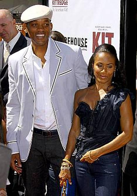 Will Smith tekee liikaa töitä vaimonsa Jada Pinkett-Smithin makuun.