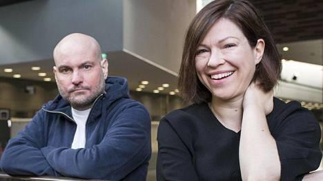 Kerkko Koskisen ja Anni Sinnemäen avioliitto kesti lähes tismalleen yhtä kauan kuin Ultra Bran elinkaari.