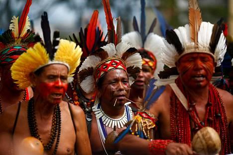 Syrjäseuduilla asuvien alkuperäiskansojen vastustuskyky uusille taudeille ei ole hyvä.