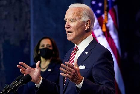 Valitsijamiehet vahvistivat Joe Bidenin vaalivoiton tiistaina.