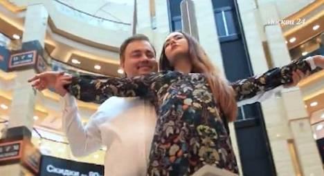 Kuin ilmetty Leonardo DiCaprio Titanic-leffassa!