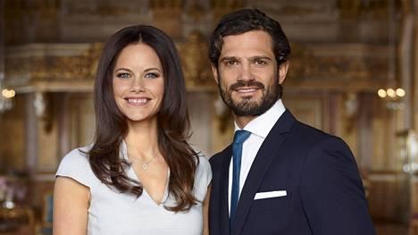 Prinssi Carl Philip ja prinsessa Sofia joutuivat poliisin pysäyttämäksi.