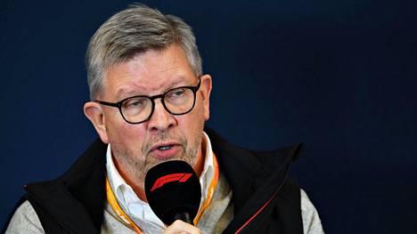 Ross Brawn on ollut F1-sarjassa monenlaisissa työtehtävissä jo useiden vuosikymmenien ajan.