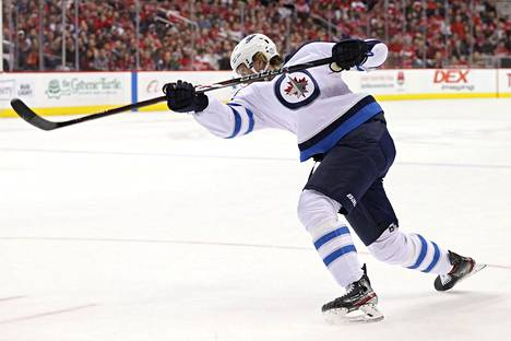 Patrik Laineen tykki laulaa nykyisin NHL:ssä.