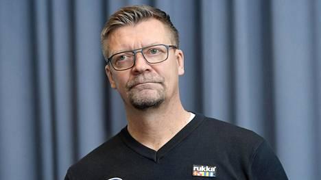 Jukka Jalosen kiireinen kiekkokevät päättyi koronapandemian puhjettua.