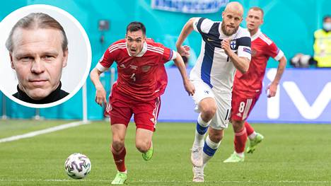 Teemu Pukin on onnistuttava, jos Suomi haluaa pisteitä tärkeästä pelistä.