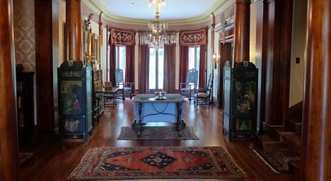 Kartano on nykyään museo ja avoinna yleisölle viikonloppuisin.