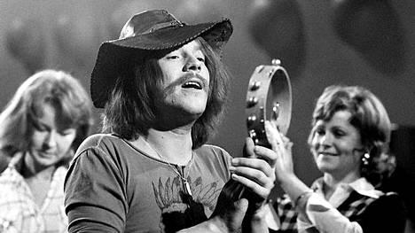 Irwin Syksyn sävel -kilpailussa lokakuussa 1973.