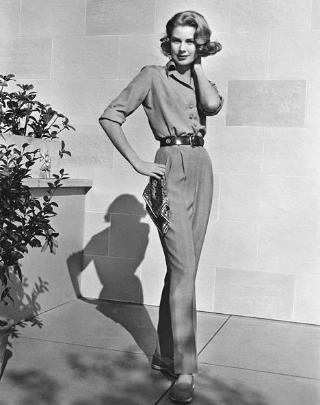 Grace Kelly oli aikansa tunnetuimmista filmitähdistä. Hän jätti Hollywoodin tavattuaan Monacon ruhtinaan Rainier III:n.