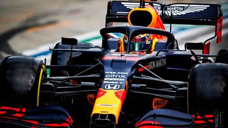 Red Bullin pitää löytää uusi vauhdittaja kaudeksi 2022.