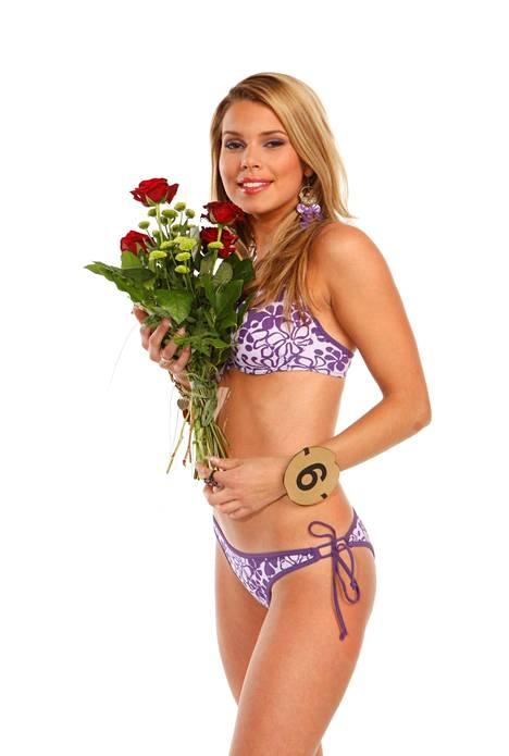 Miss Suomi 2010 -ehdokas nro 6 Viivi Pumpanen