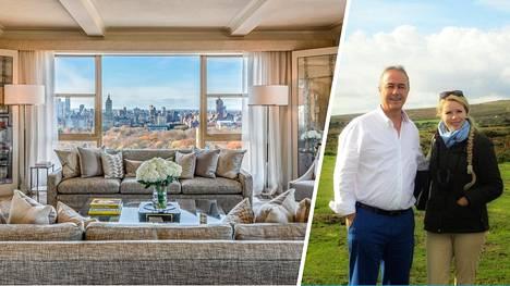 Suomalaislähtöinen tietokirjailija ja tutkija Hannele Klemettilä-McHale asuu miehensä Anthony McHalen kanssa New Yorkissa. Kotina sijaitsee The Carlyle -hotellin yksityisasunnoissa. Anthony McHale on hotellin toimitusjohtaja.