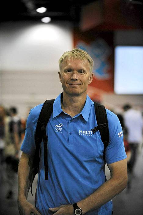 Olympiavoittaja Tapio Korjus