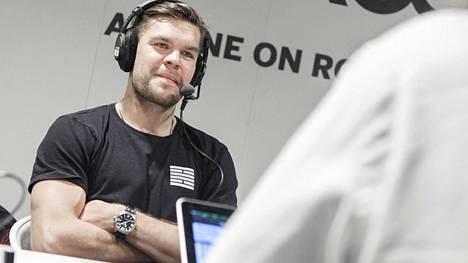 Siim Liivik oli kesällä 2015 työharjoittelussa Nelonen Medialla. Jo silloin hän näki itsensä tulevaisuudessa media-alalla.