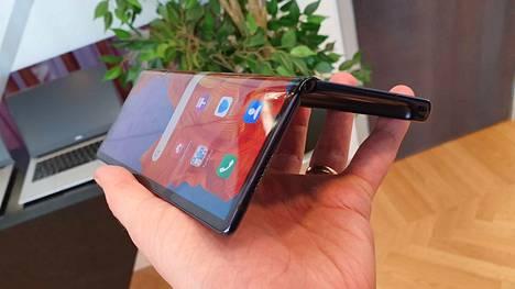 Huawei Mate Xs on kiinalaisvalmistajan uusi taittuva puhelin.