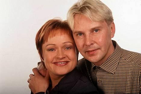 Matti ja Sari Paanala vuonna 1998.