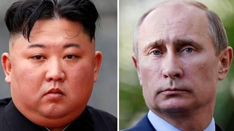 Venäjä ilmoitti viime viikolla, että Kim ja Putin tapaavat vielä ennen tämän kuun loppua.