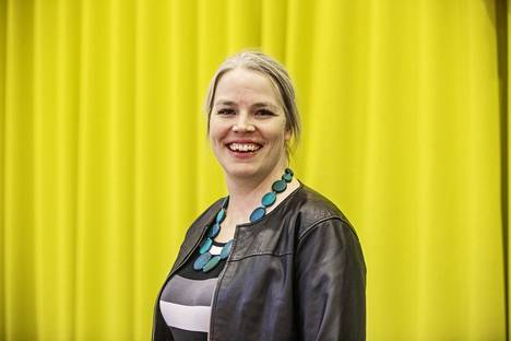 Kati Kyyrö istuu kahdeksan taloyhtiön hallituksessa.