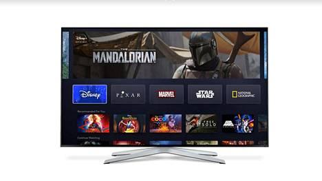 Disneyn suunnitelmiin kuuluu muun muassa oma the Mandalorian -niminen Star wars -maailmaan sijoittuva sarja.