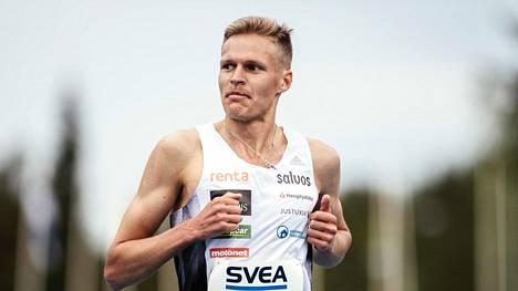 Topi Raitanen ilmoitti lauantaina lähtevänsä mökkilomalle. Arkistokuva.