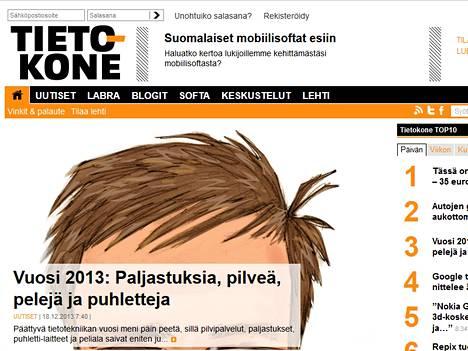 TTL seuraa Tietokonetta Talentumille.
