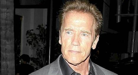 Arnold Schwarzeneggerin stuntti meni mönkään.