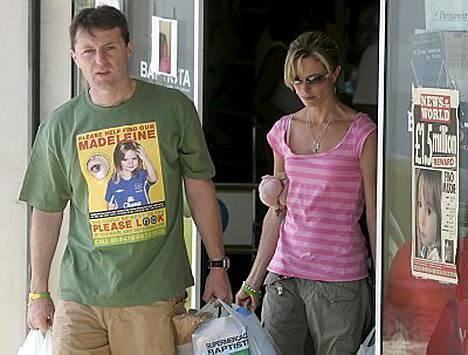 Portugalissa kaapatun Madeleine McCannin vanhemmat aikovat keskittyä nyt kampanjoinnin sijaan suremiseen.