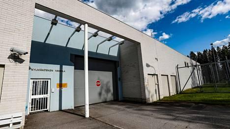 Ehdolliseen vankeuteen tuomittu vartija työskenteli Kylmäkosken vankilassa Pirkanmaalla.