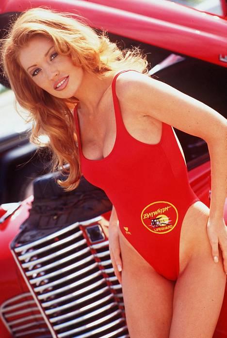Angelica Bridges kuvattuna 1997.