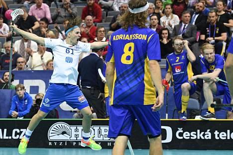 Kotilainen oli Suomen MM-kultajukkueen sankari.