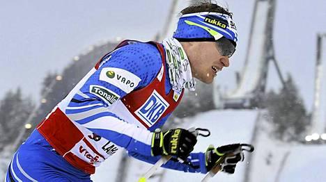Janne Ryynänen toivoo mäkiosuudelle lisää painoarvoa.