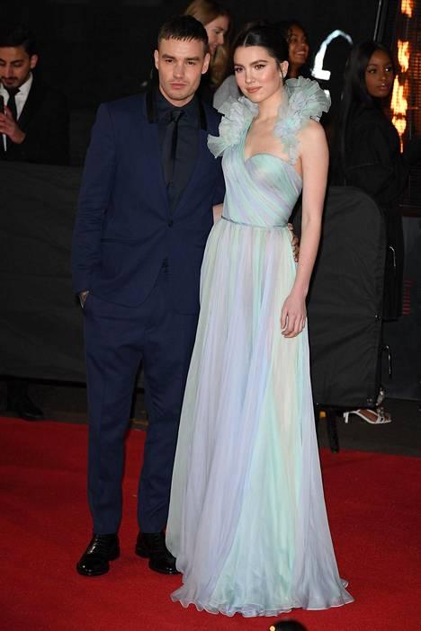Liam Payne ja Maya Henry.