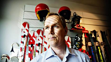 Amerin toimitusjohtaja Heikki Takala.