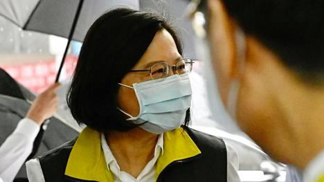 Tsai Ing-wen.