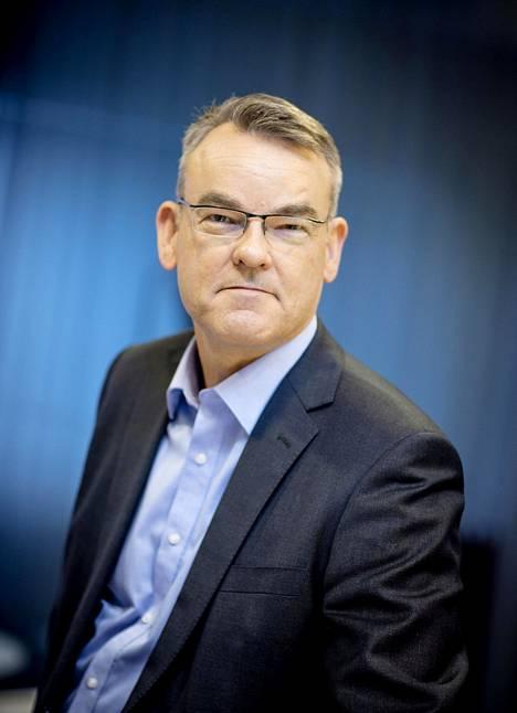 Jukka Leinonen on johtanut DNA:ta vuodesta 2013.